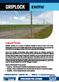 Southern Wire Griplock Exotic Brochure