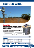 Southern Wire Barbed Wire Brochure