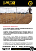 Southern Wire FarmFence Premier50 Brochure