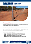 Southern Wire FarmFence Vermin Brochure