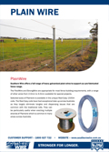 Southern Wire Plain Wire Brochure