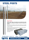 Southern Wire Posts Brochure