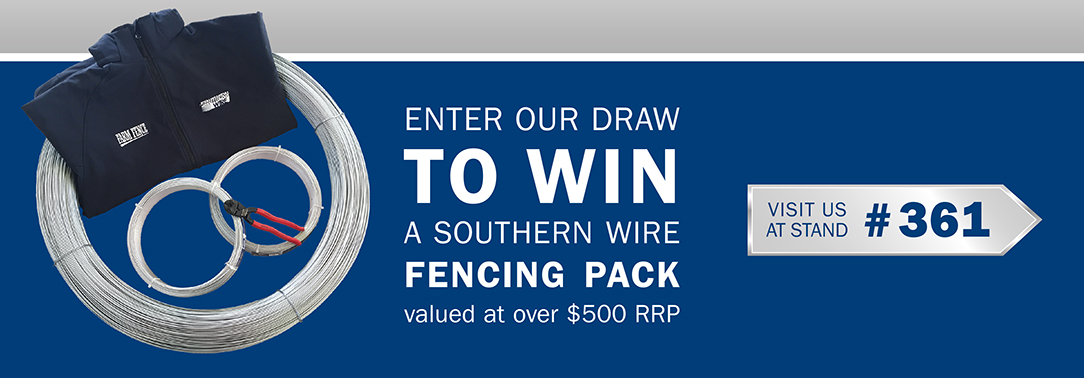 WIN a Southern Wire Fencing Pack